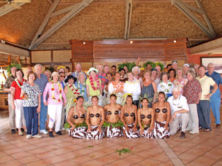 CWC2 Voyager Club Group Moorea