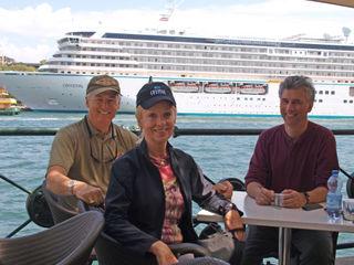 CWC2 Blog Sydney Harbor B- J- and Rex