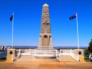 CWC2 Blog Perth Monument and Gallipoli
