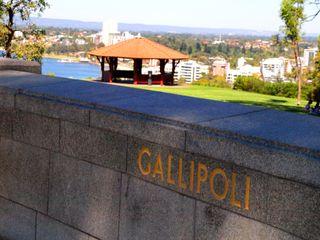 CWC2 Blog March 9 Gallipoli