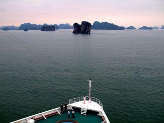 CWC2 Blog Ha Long Bay 2