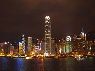 CWC2 Blog HK at night 2