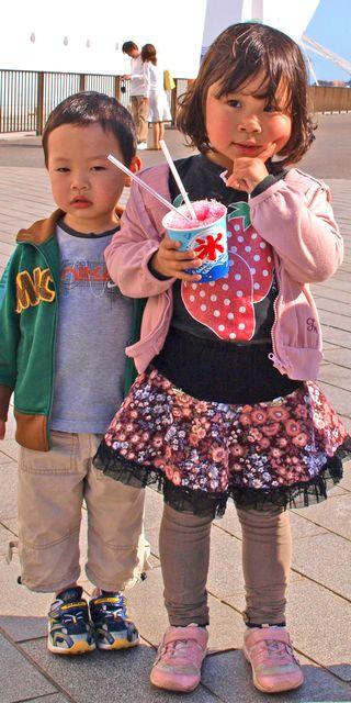 CWC2 Blog Shimizu Little Girl and Boy