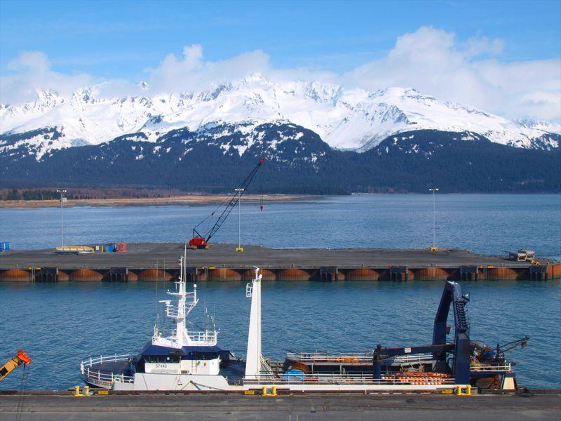 CWC2 Blog Seward Mountains with trawler_Resize