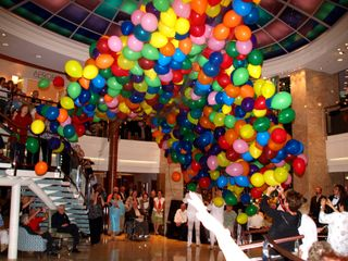 CWC2 Final Day Balloons
