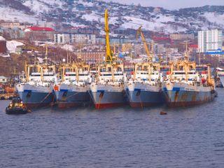 CWC2 Blog Ships in Petropavlosk Harbor _Resize