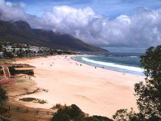 CWC3 Cape Town Beach Scene