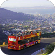 CWC3 City Sightseeing Bus Cape Town