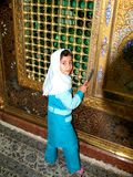 CWC3 Girl in Mosque
