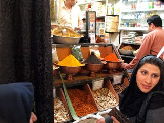 CWC3 Lady buying spices