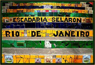 CWC3 Selaron Rio steps