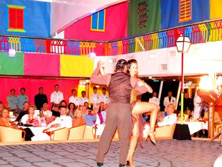 CWC3 Tango at World Cruise Event