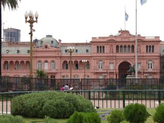 CWC3 Buenos Aires Pink House