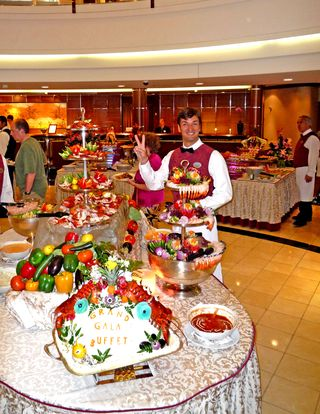 CWC3 Sunday Buffet with Pedja