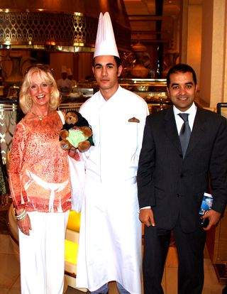 CWC3 Judy with Hazem and Chef