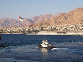 Silversea WC - End Aqaba & Petra - Suez Canal 001