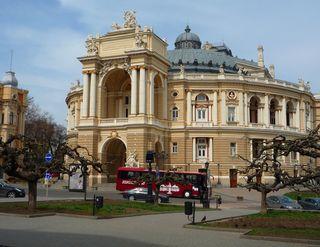 CWC3 Odessa Opera House